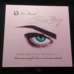 RARE VINTAGE TOO FACED BROW ENVY SHAPING&DEFINING